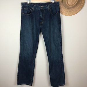 Tommy Hilfiger Men's Freedom Straight Jeans 36x32